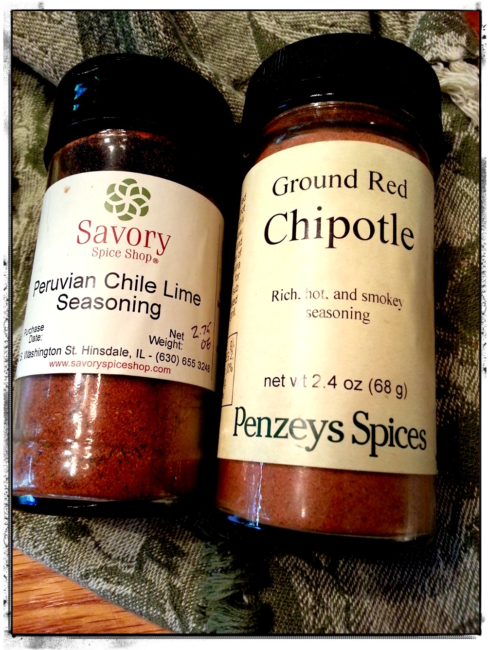 Substitute For Chipotle Seasoning