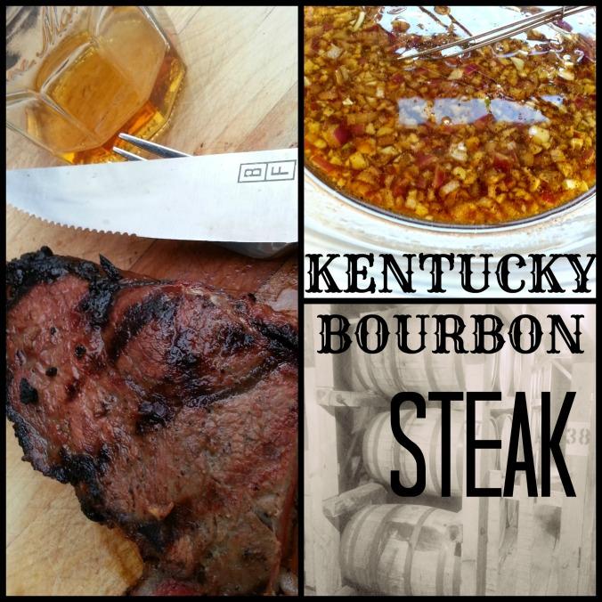 Kentucky Bourbon Steak | Dinner Is Served