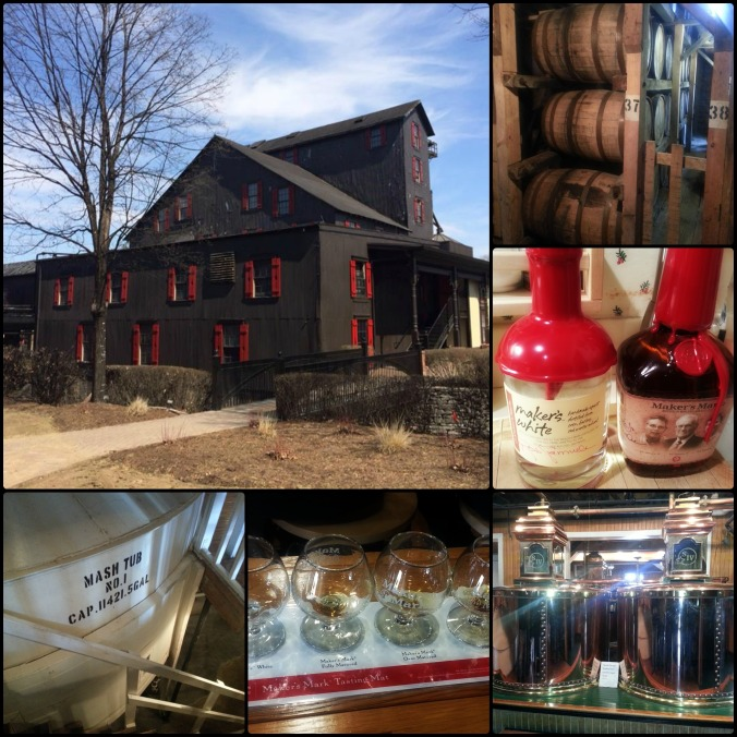 Maker's Mark Distillery, Loretto, KY