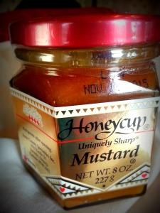 Honeycup Mustard