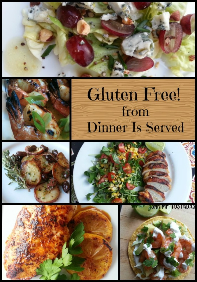 Gluten Free! from Dinner Is Served