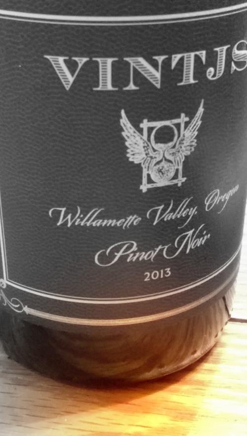 Trader Joe's VinTJ Pinot Noir