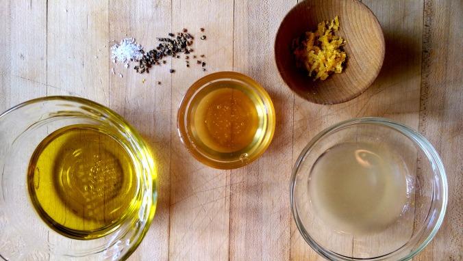 Lemon Honey Vinaigrette Dressing | Dinner Is Served