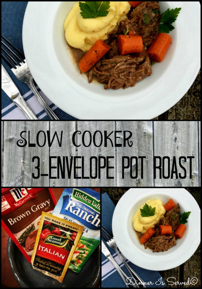 three-envelope-slow-cooker-pot-roast-dinner-is-served