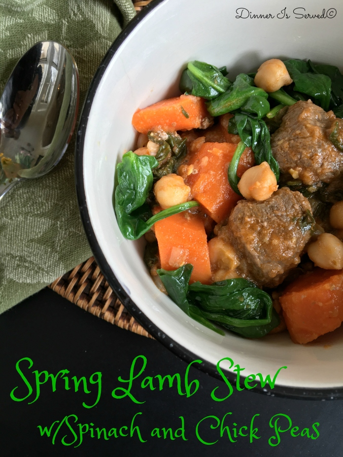 Spring Lamb Stew5 - Dinner Is Served